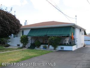 510 Clark St, Old Forge, PA 18518