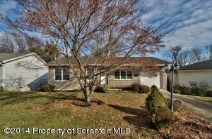 1231 Mowery St, Old Forge, PA 18518