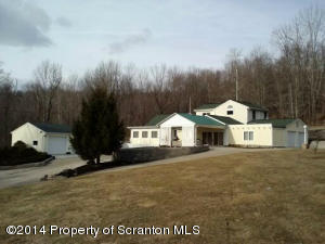831 Montdale Road, Scott Twp, PA 18447