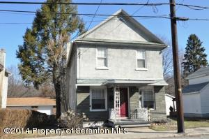 1137 S Main St, Old Forge, PA 18518