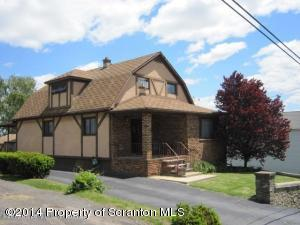 1225 Bennett St, Old Forge, PA 18518
