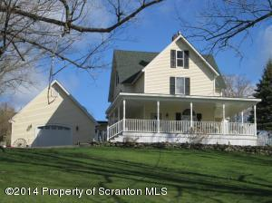 261 HICKORY HILL ROAD, Starrucca, PA 18462