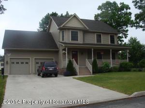 304 George Ave, Eynon, PA 18403