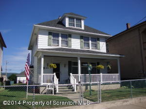 1614 S Webster Ave, Scranton, PA 18505
