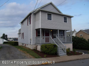 407 W Mary St, Old Forge, PA 18518