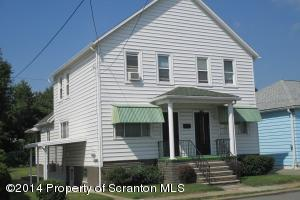 726-728 MAPLE ST, Old Forge, PA 18518