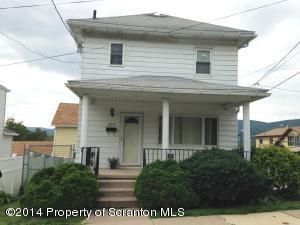 629 Sanderson Ave, Olyphant, PA 18447