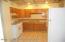 Kitchen-tiled floor