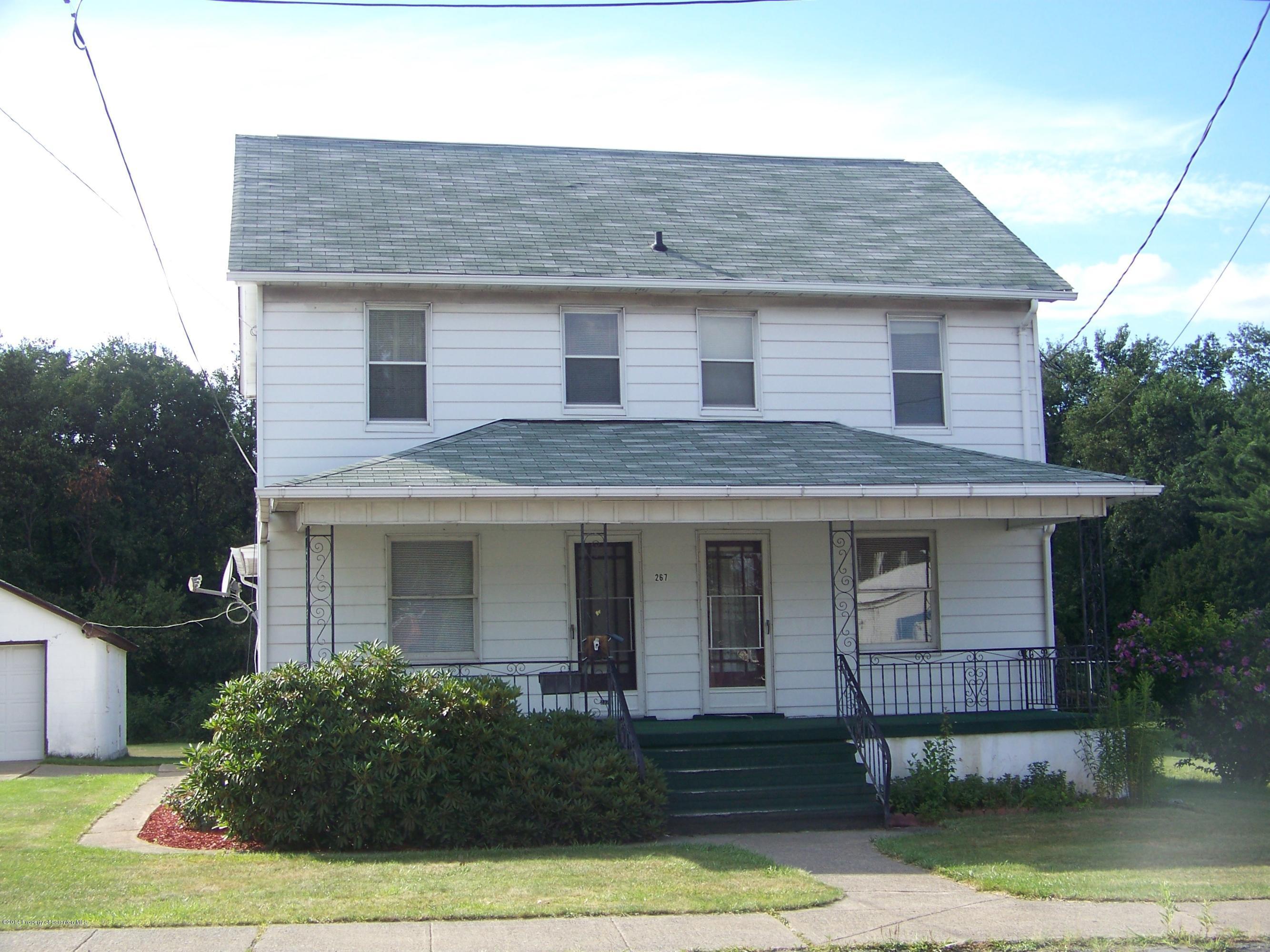 265 MAIN St, Eynon, Pennsylvania 18403, ,2 BathroomsBathrooms,Commercial,For Sale,MAIN,14-3658