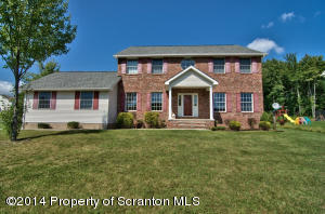 1177 Audubon Dr, South Abington Twp, PA 18411