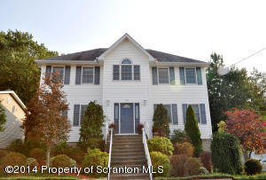 312 Erie St, Dunmore, PA 18512