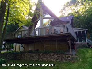 308 SADDLE LAKE RD, Tunkhannock, PA 18657
