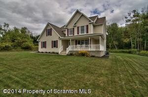 716 Griffin Pond Rd, South Abington Twp, PA 18411