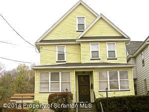 933 Oak St, Scranton, PA 18508