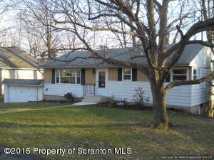 317 Crest Dr, Clarks Green, PA 18411