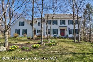 305 SKYLINE DR N, South Abington Twp, PA 18411