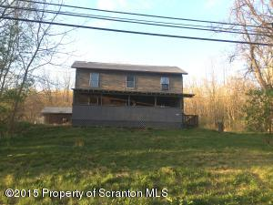 186 OLD ROUTE 6 RD, Laceyville, PA 18623