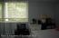 New Thermopane window & Blinds