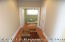 Hallway to Half Bath on First Floor