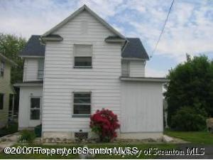 706 Fallon St, Old Forge, PA 18518