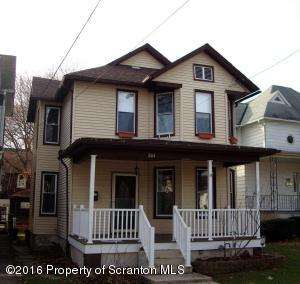 303 York Ave, West Pittston, PA 18643