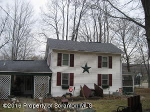 116 Center Street, Carbondale Twp, PA 18407
