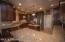 Custom Kitchen Granite with Center Gourmet Island