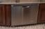 Stainless steel custom dishwasher