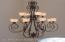 Grand Foyer custom chandler