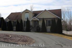 210 SIMRELL RD, South Abington Twp, PA 18411