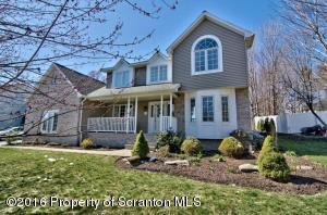 110 Marcaby Ln, South Abington Twp, PA 18411