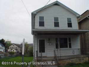 134 S Rebecca Avenue, Scranton, PA 18503