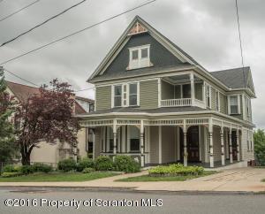 310 W Elm St, Dunmore, PA 18512