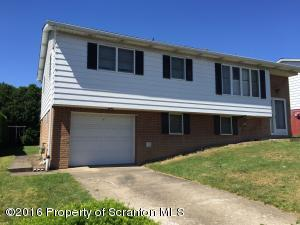 1216 MOWRY ST, Old Forge, PA 18518