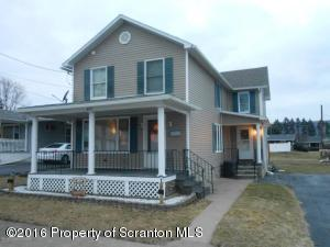 407 E Center Street, Old Forge, PA 18518