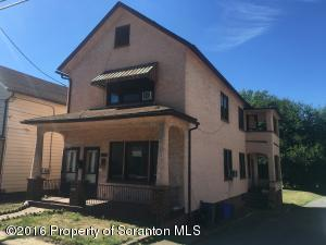 1201 S Main St, Old Forge, PA 18518