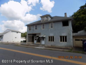 1302 S Main St, Old Forge, PA 18518