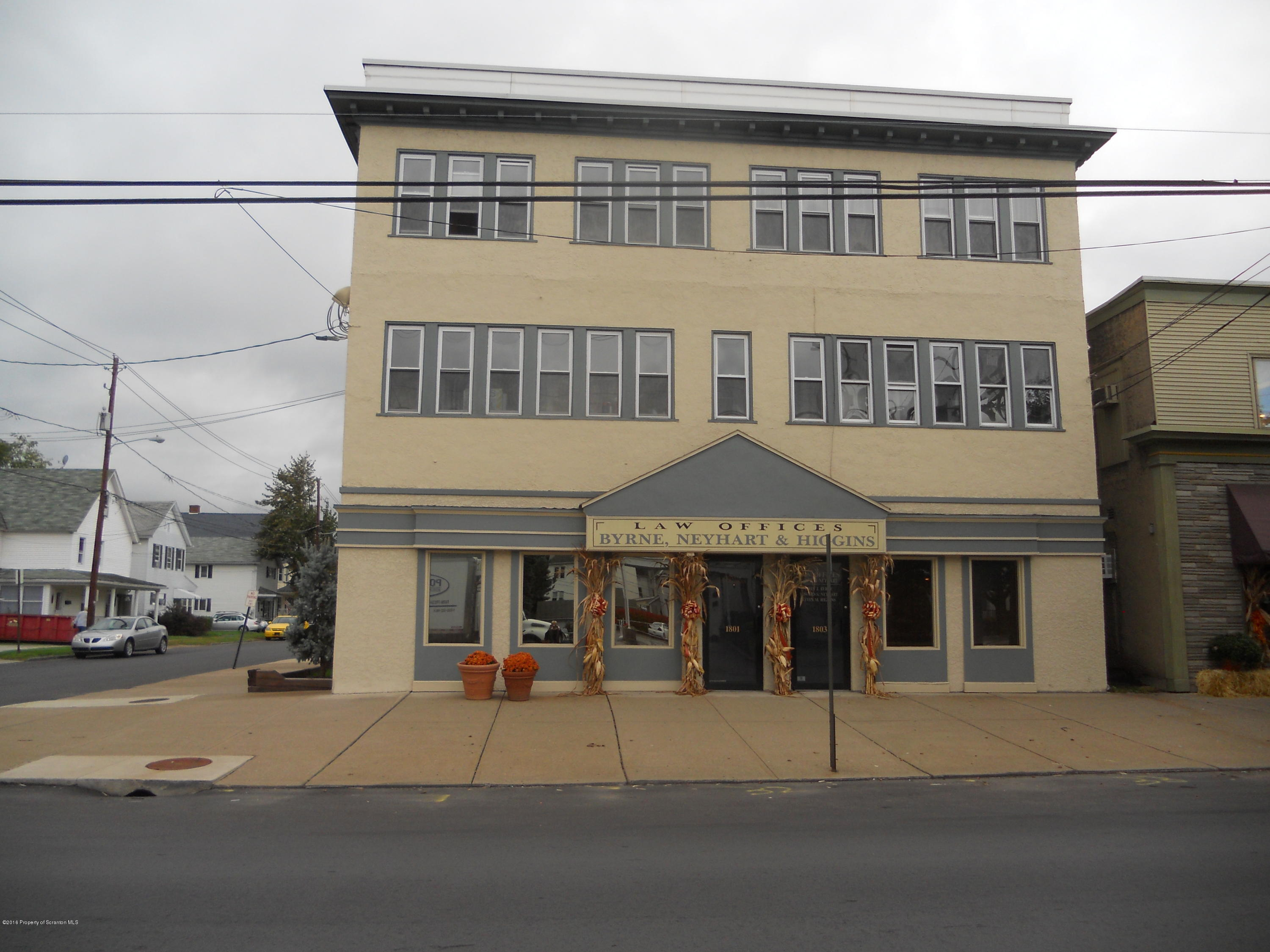 1803 SANDERSON AVE, Scranton, Pennsylvania 18509, ,2 BathroomsBathrooms,Commercial,For Lease,SANDERSON,16-4850