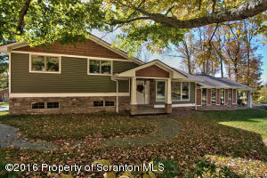 3408 State Rt. 247, Clifford Twp, PA 18407