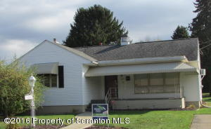 508 Melmore St, Old Forge, PA 18518