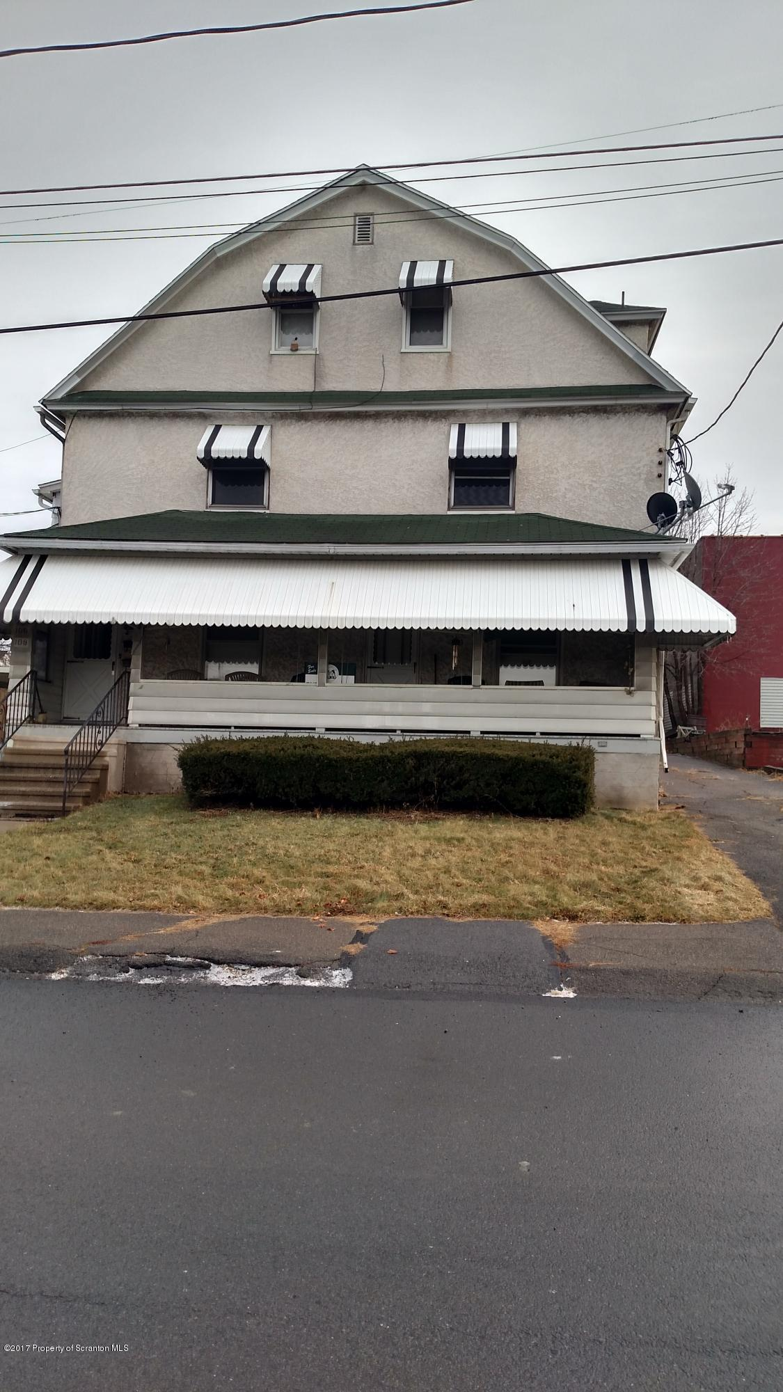 106-108 REEVES ST, Dunmore, Pennsylvania 18512, ,Multi-Family,For Sale,REEVES,17-207