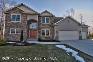 201 Carpenter Hill Rd, South Abington Twp, PA 18411