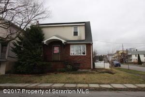 1131 S Webster Ave, Scranton, PA 18505
