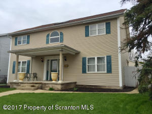 411 Moosic Rd, Old Forge, PA 18518