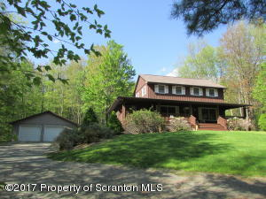 1346 Whitney Hill Road, Thompson, PA 18465