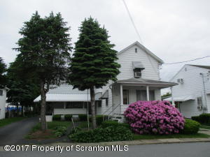 506 W Grace St, Old Forge, PA 18518