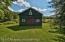 Large barn 720 sq.. ft. Holds cars & storage.