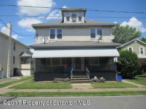 115 Miles St, Old Forge, PA 18518