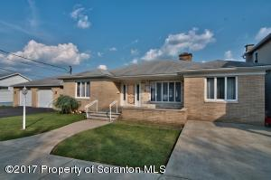 516 Clark St, Old Forge, PA 18518