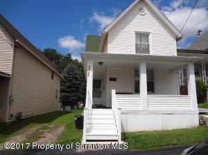117 N Garfield Ave, Scranton, PA 18504